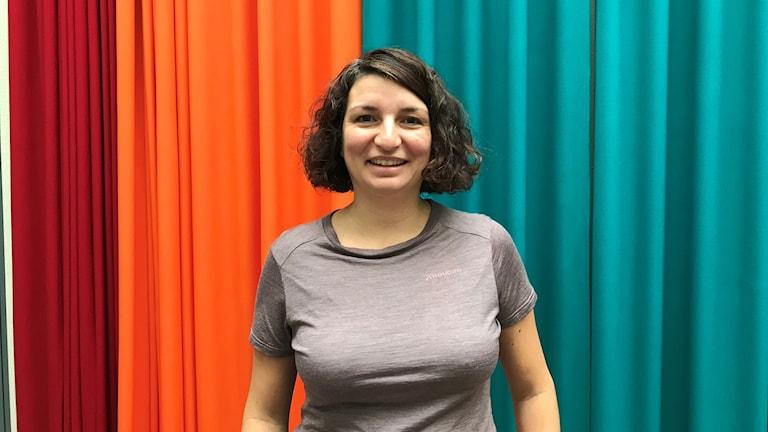 Lucia Crevani, docent i företagsekonomi vid Mälardalens högskola Foto: privat