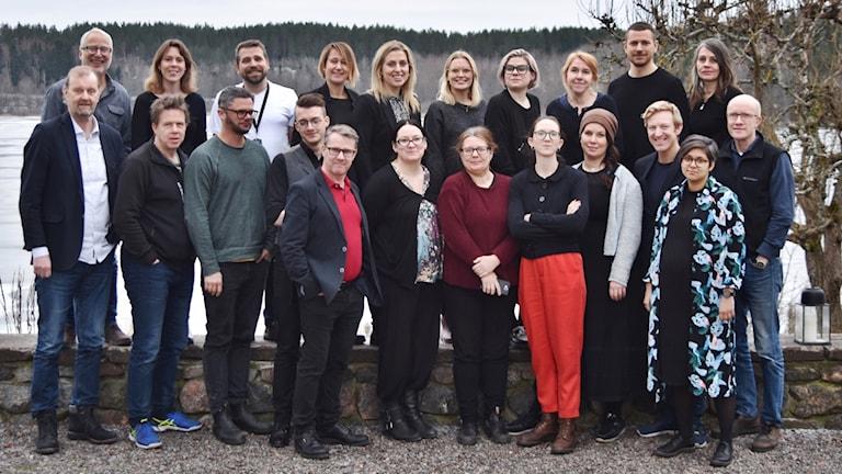 Medarbetare på P4 Sörmland