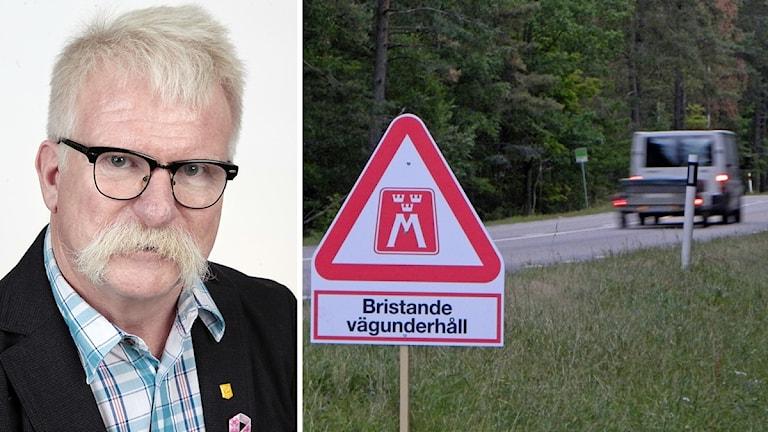 Jan-Erik Larsson är socialdemokratisk kommunstyrelseordförande i Flen.