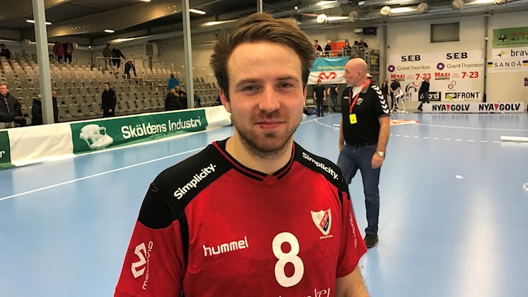 Robin Andersson Dickfors, Guif