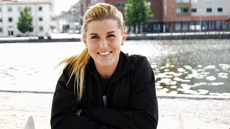 Olivia Schoug.