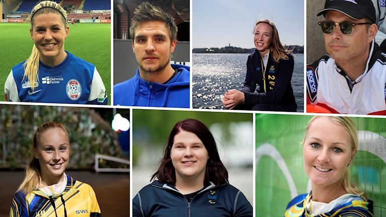 De nominerade till P4 Sörmlands sportpris 2016