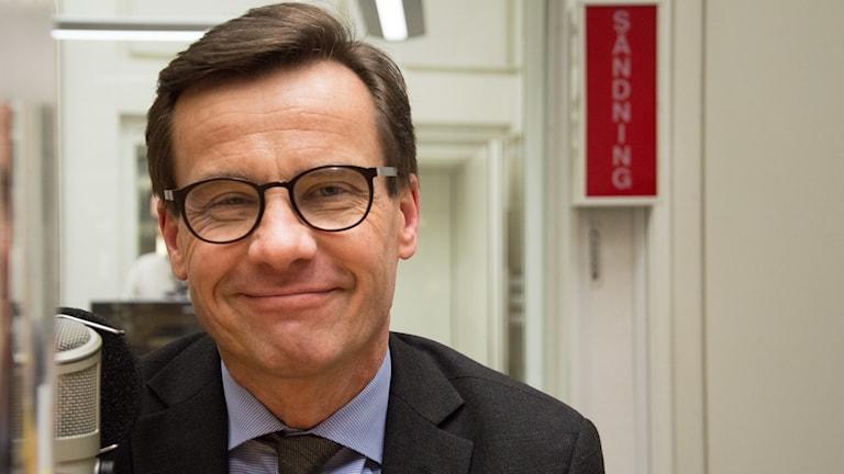 Ulf Kristersson, moderaterna
