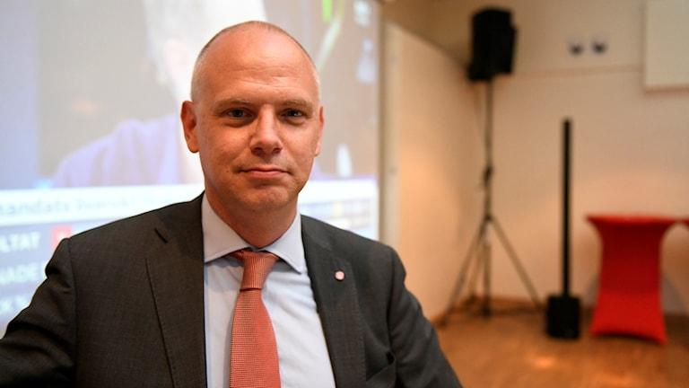 Urban Granström (S).