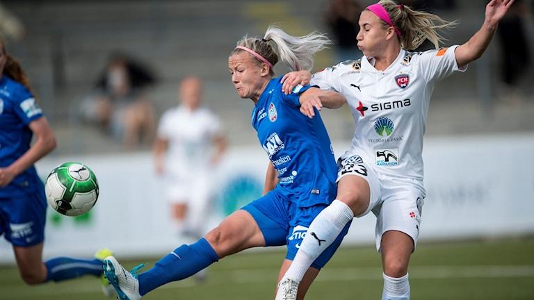 Hanna Glas, Eskilstuna united.