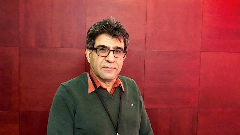 Mehrdad Darvishpour.