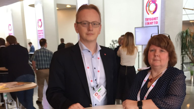 fredrik olovsson, Ulrica Truedsson