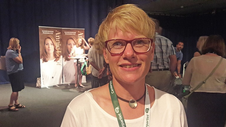 Martina Johansson, Centerpartiet