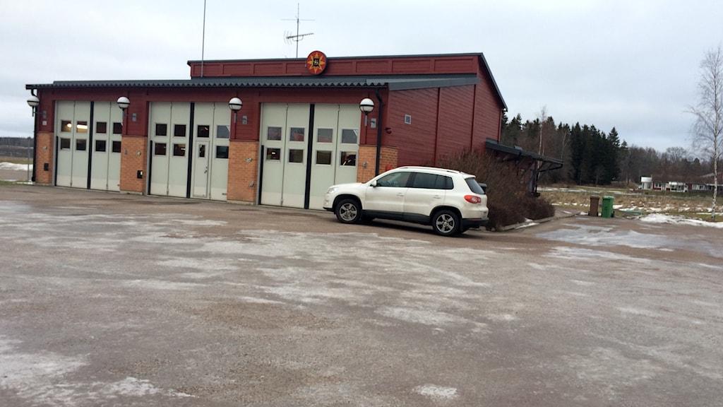 storvreten brandstation