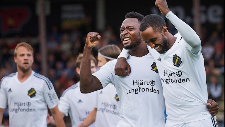 Värmbol tar emot AIK i Svenska Cupen.