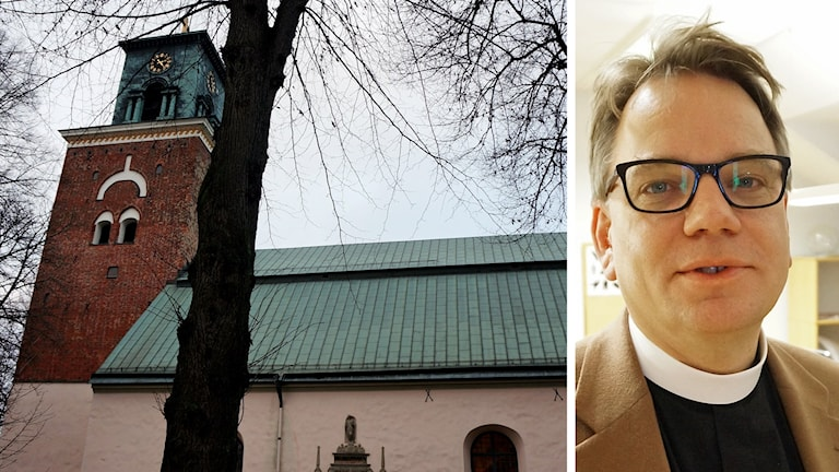 Lars Viper, kyrkoherde i Nyköpings församling och St Nicolai kyrka