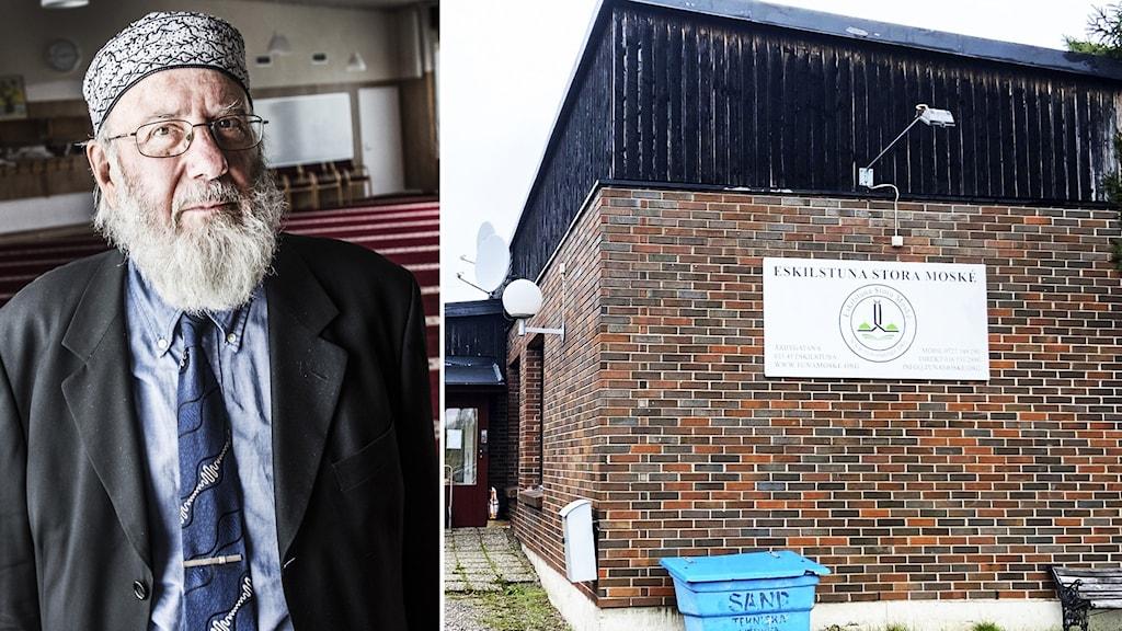 En konflikt mellan Abd Al-Haqq Kielan och en majoritet i styrelsen skakar Svenska islamiska samfundet.