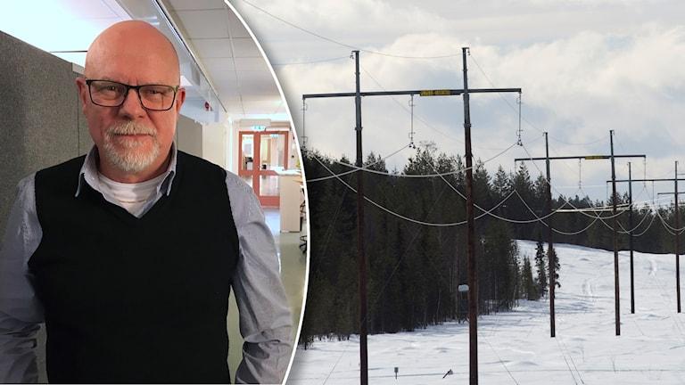 Kjell Andersson Elnätschef Eskilstuna Strängnäs Energi och Miljö