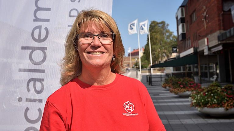 Catharina Fredriksson, Socialdemokraterna, Oxelösund