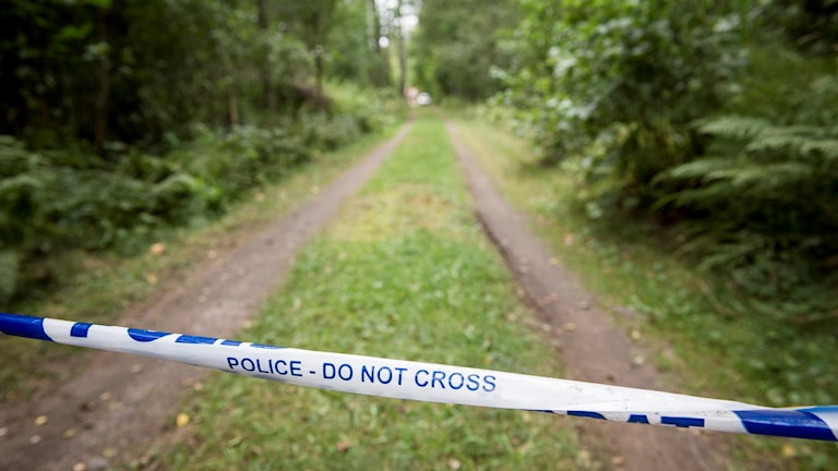 En 41-årig kvinna och en 18-årig man misstänks för mord och mordförsök på kvinnans föräldrar i en sommarstuga utanför Arboga i början av augusti. Foto: Pavel Koubek/TT.