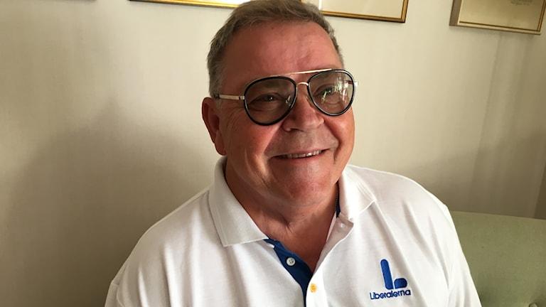 Göran Hammarlund ordförande för Liberalerna i Trosa