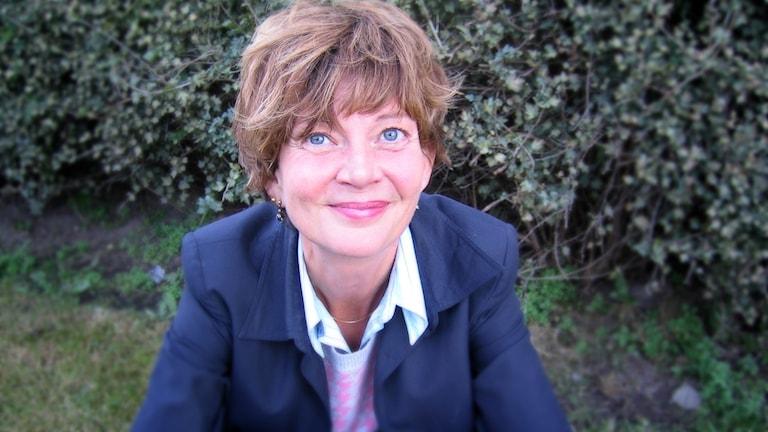Madelaine Seidlitz, jurist och ansvarig för flykting - och migrationsfrågor på svenska Amnesty.