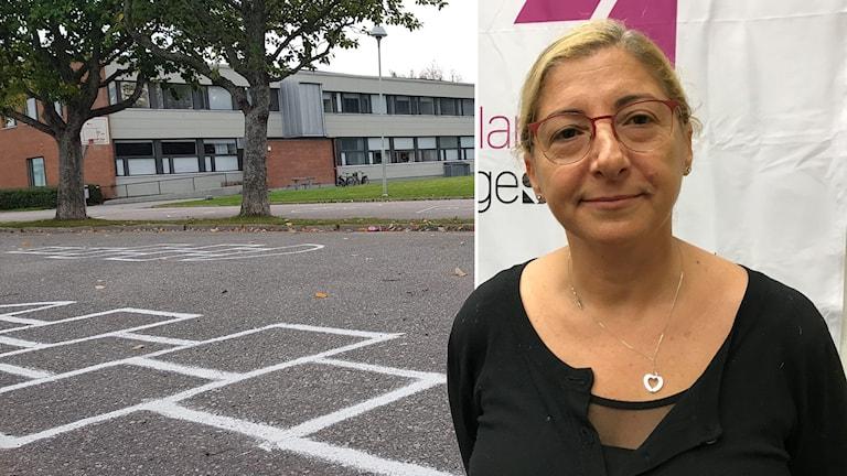 Mona Kaanan är socialdemokrat och ordförande i grundskolenämnden i Eskilstuna.