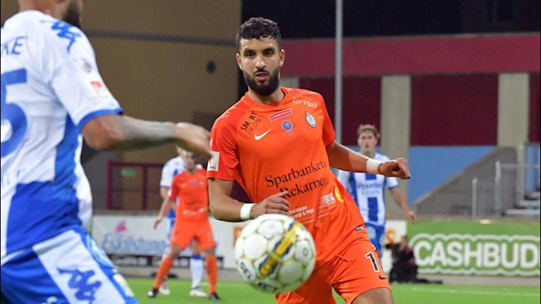 Omar Eddahri, AFC Eskilstuna