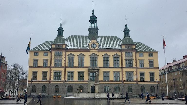 Kommunhuset i Eskilstuna.