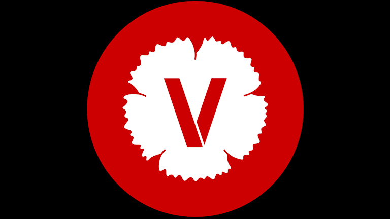 Vänsterpartiet Logga