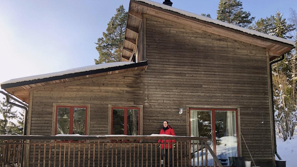 Stockholmaren Tove Sjöberg har hittat sitt paradis i Skebokvarn i Flens kommun.