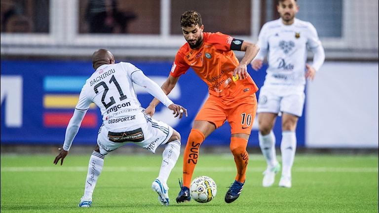 Omar Eddahri, AFC Eskilstuna.