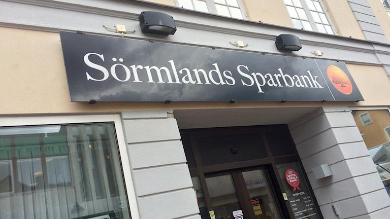 Sörmlands sparbank.