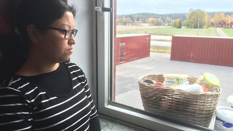 Hadise Khavati och hennes 15åriga dotter kan tvingas flytta från Nyköping