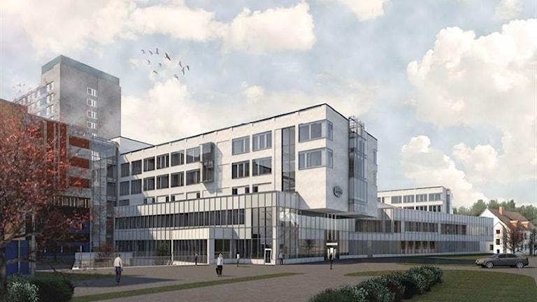 Mälarsjukhuset i framtiden