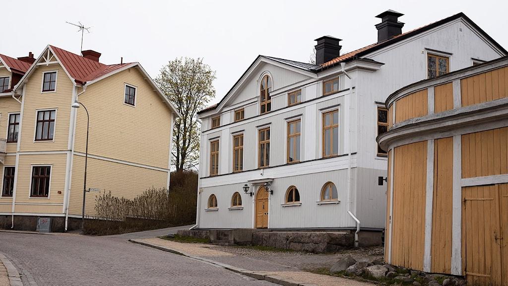 Ett hus i Nyköping.
