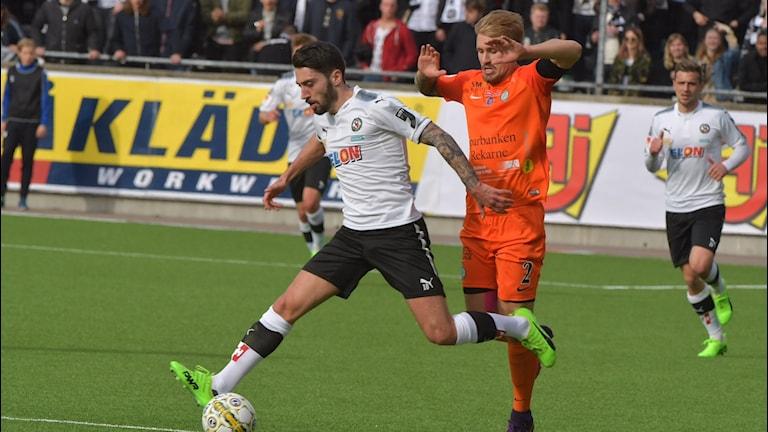 Daniel Björnquist, AFC Eskilstuna.