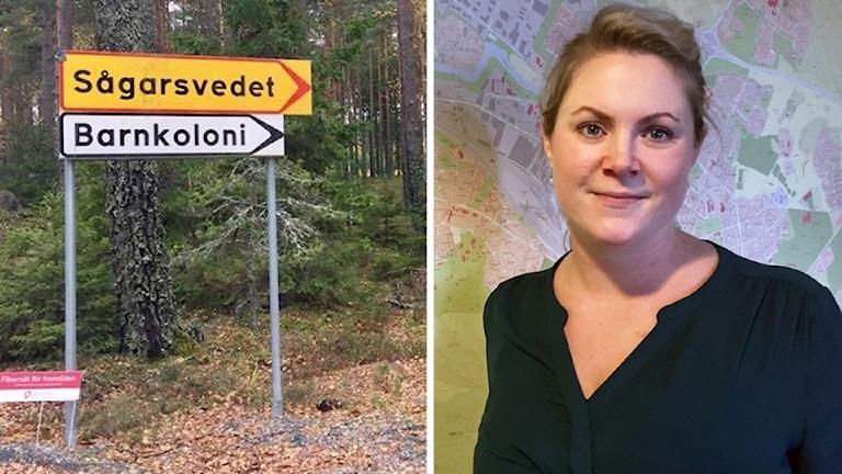 Camilla Andersson, projektledare på Kommunfastigheter
