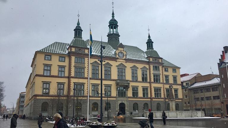 Kommunhuset i Eskilstuna