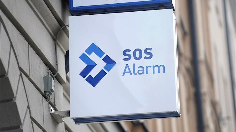 SOS-alarm.