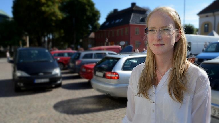 Emelie Österqvist, Energi och klimatsamordnare på länsstyrelsen