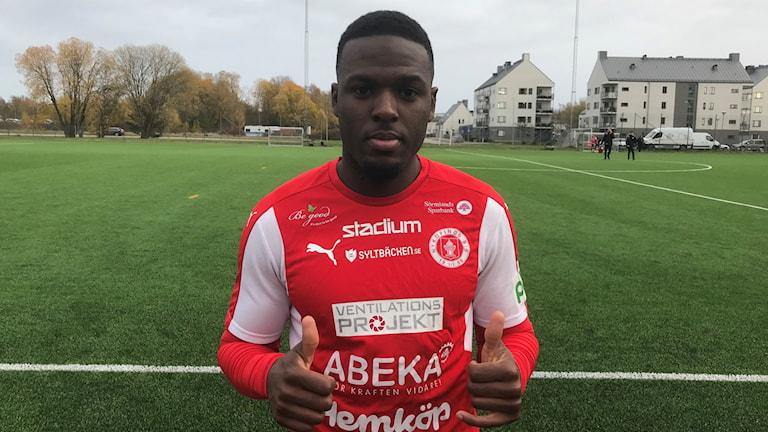 Christian Kouakou, Nyköpings BIS skyttekung