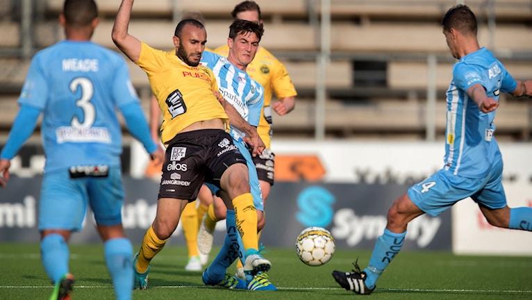 AFC Eskilstuna, Elfsborg