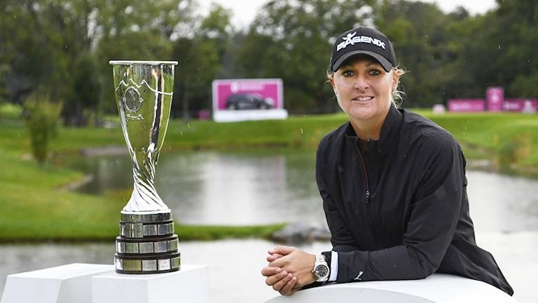 Anna Nordqvist vann Evian Championchips