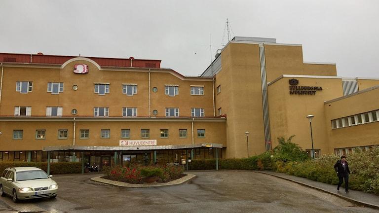 Kullbergska sjukhuset i Katrineholm