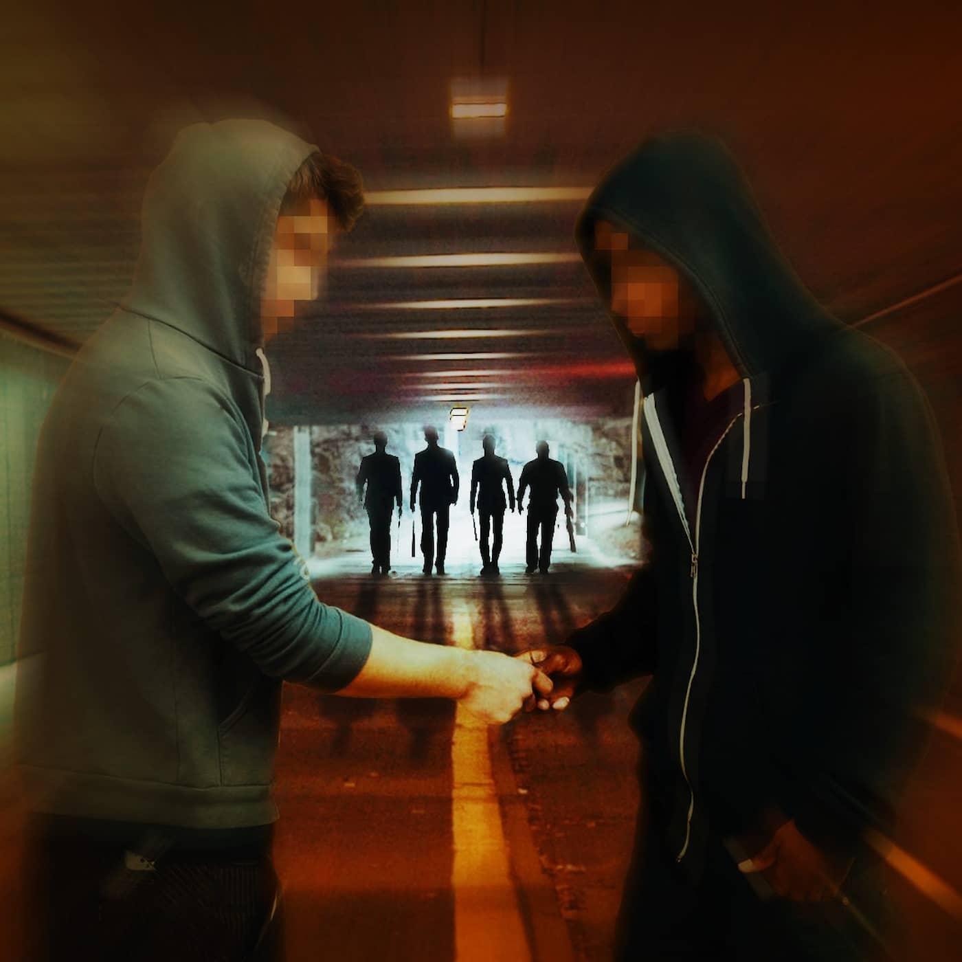 PODDTIPS: P1 Dokumentär Miniserie - Ung gangster