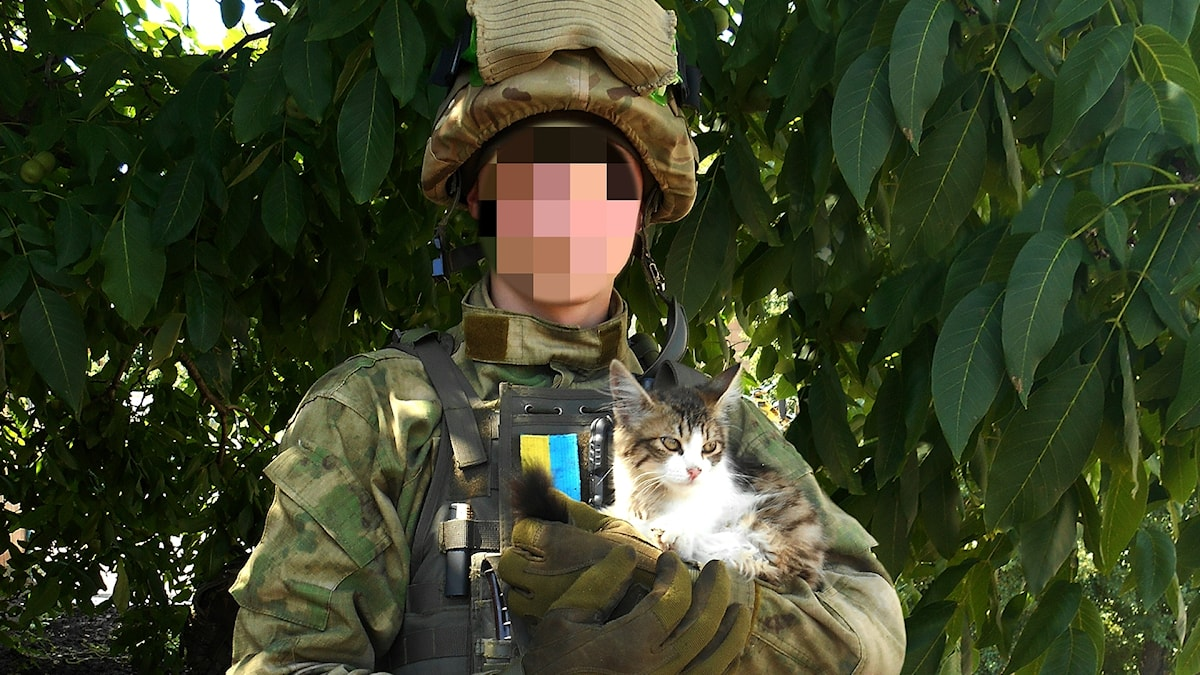 Anton i Ukraina.