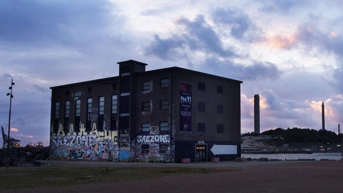 Röda Sten i september. Foto: Tove Mattsson.
