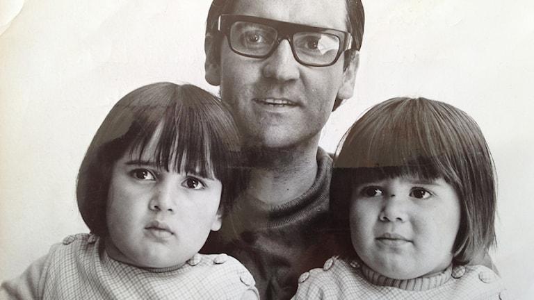 Dokumentären Mamma, pappa, flyktingbarn passbild 1973