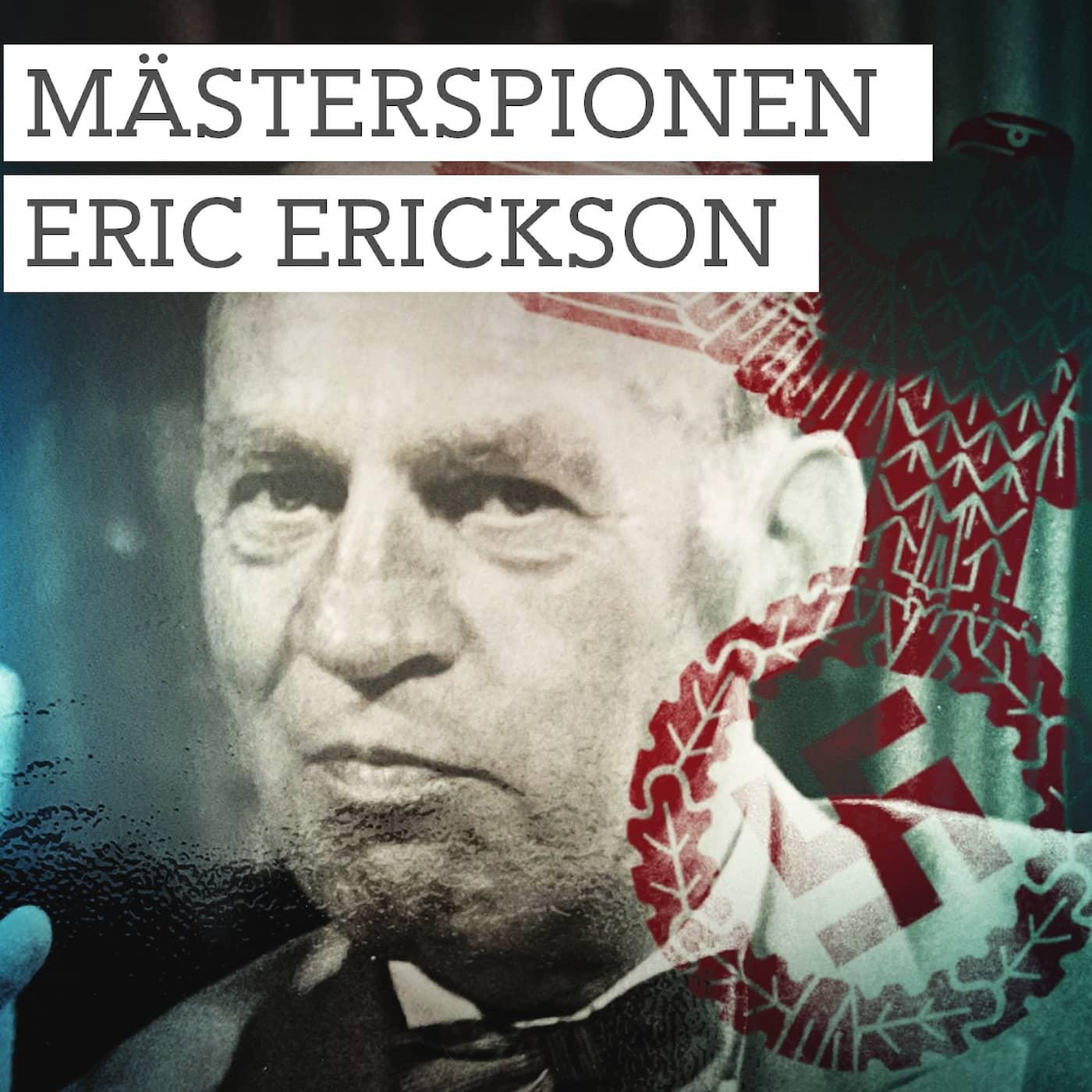 Mästerspionen Eric Erickson