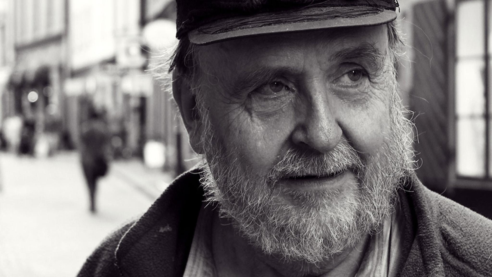 Eddie Grahn. Foto: Anders Olow