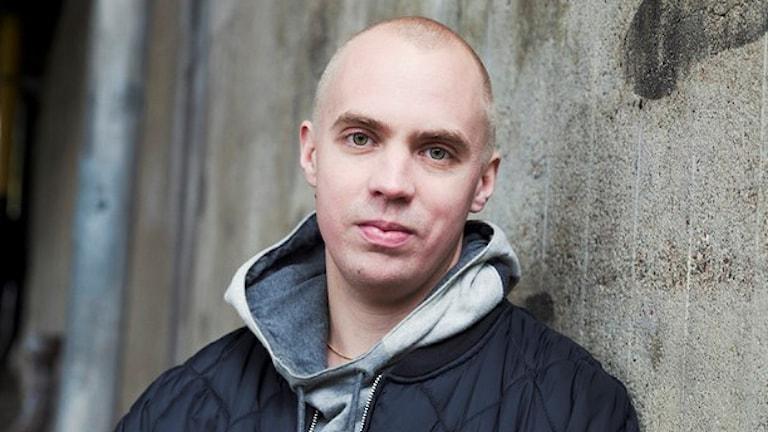 Måns Mosesson. Foto: Mattias Ahlm/Sveriges Radio