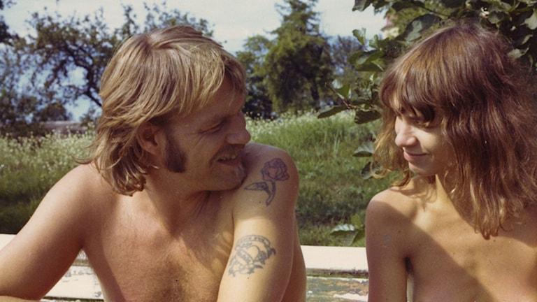 Karin och Arne. Foto: Privat