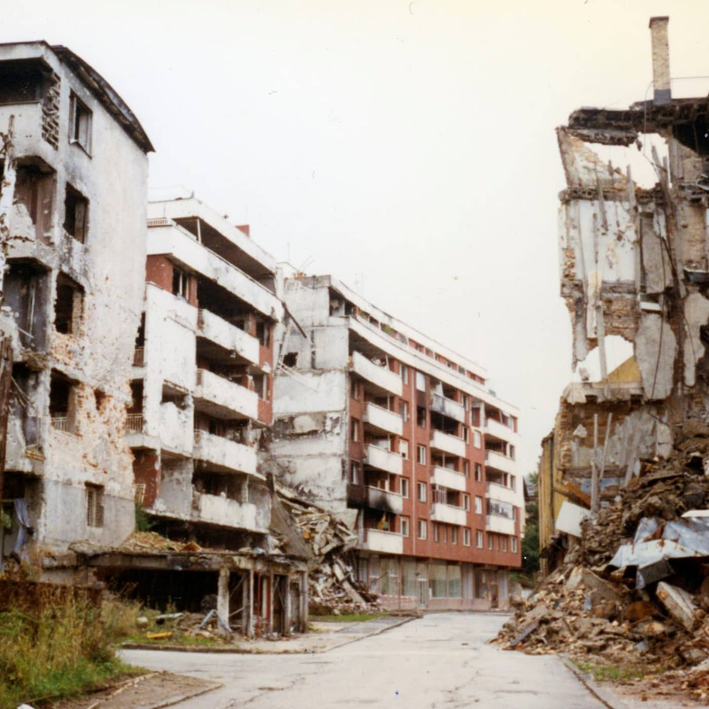 Såren från Sarajevo – Dejan Cokorilos historia