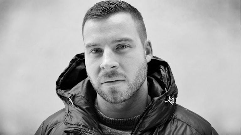 Alexander Larsson. Foto: Mikaela Krestesen.